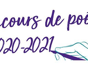 Concours de poésie 2020-2021