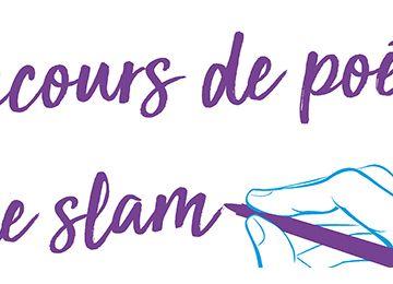 Concours de poésie et de slam 2019-2020