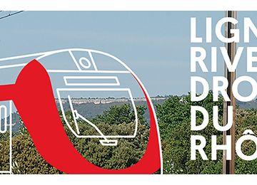 Réunion publique sur le projet Ligne Rive Droite du Rhône lundi 2 décembre