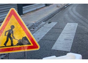 Début des travaux de modernisation de l'avenue Paul-Langevin
