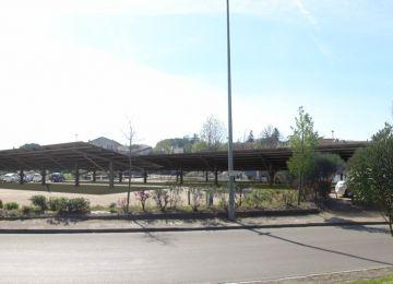 Ré-ouverture du parking de la Cèze et de l'aire de camping-cars