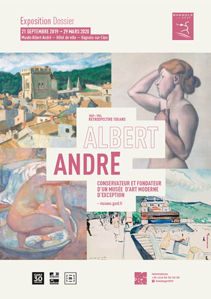 "Conférence « Albert André...."""