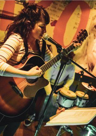 Jeudi en musique :  Nawa et Baptiste Chambrion