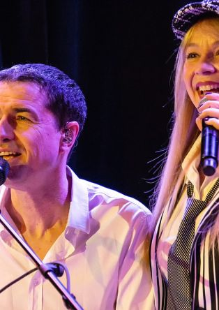 Hommage France Gall et Michel Berger