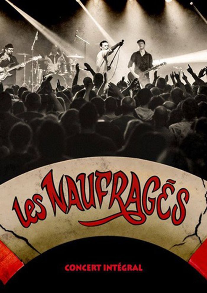 Les Naufragés + Brassens Not Dead