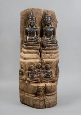 Les Bouddhas de Birmanie