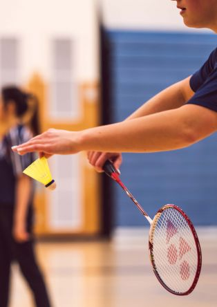 Badminton Gard Rhodanien