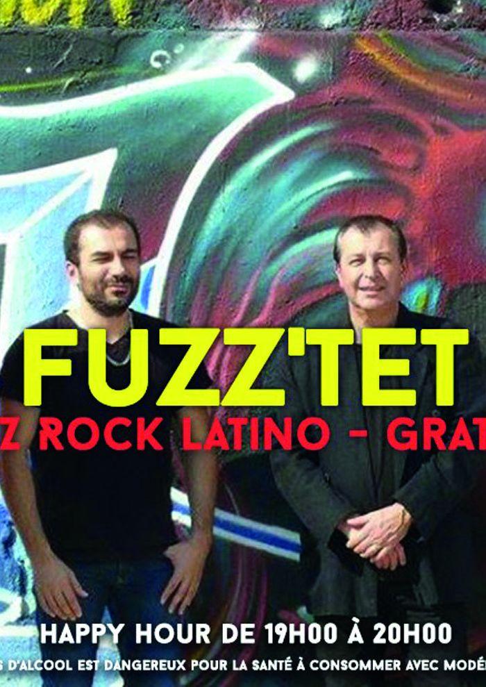 Fuzz'tet en concert à la Moba (Jazz, Rock & Latino)