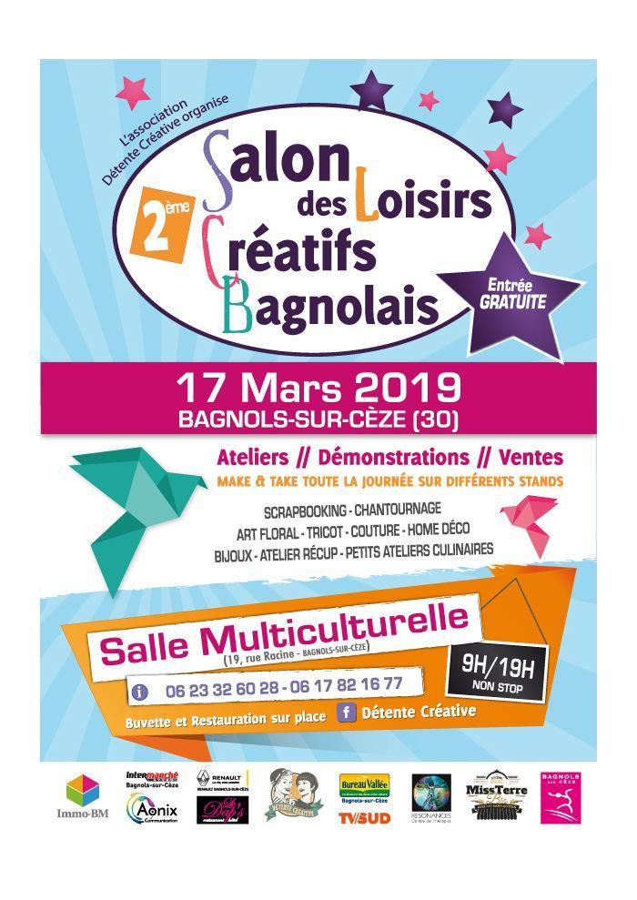 2eme Salon des Loisirs Créatifs Bagnolais