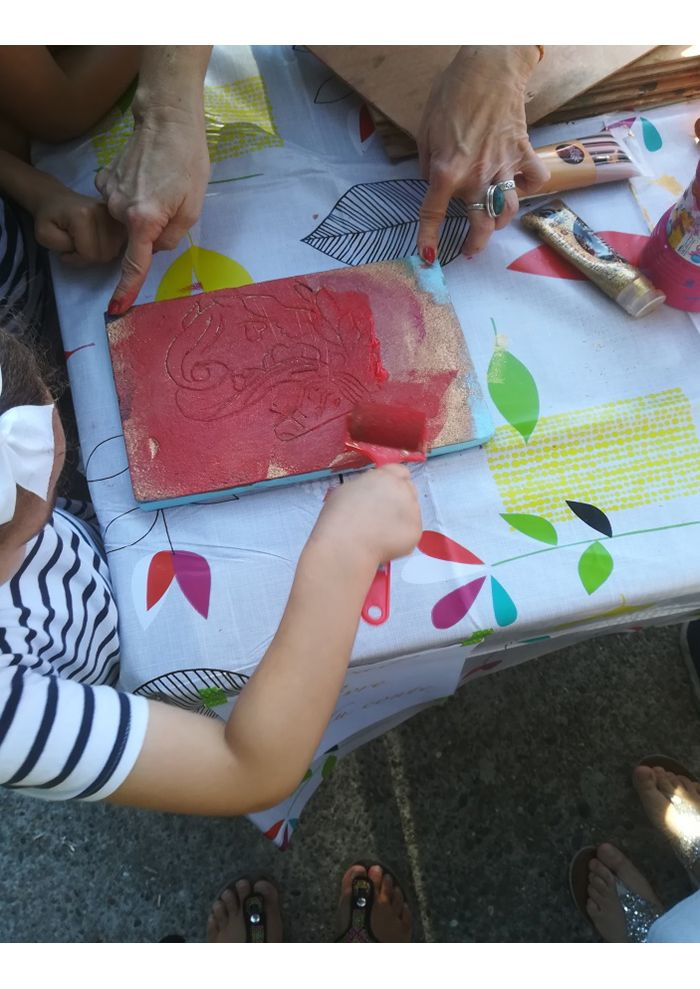 Semaine Culture : Arts en quartiers