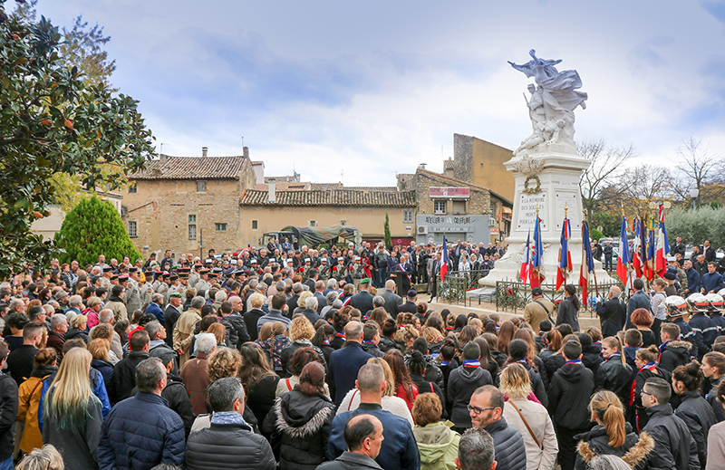 Commemoration du 11 novembre