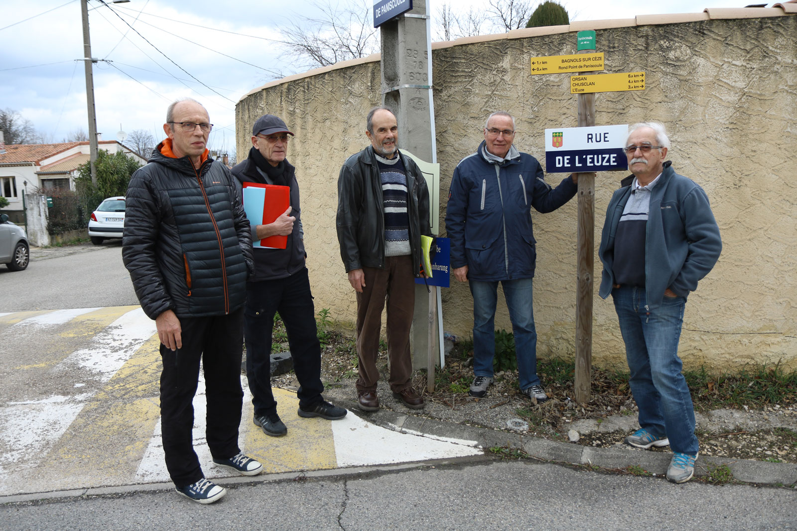Comission extra municipale de securite routiere